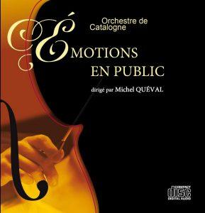 Emotions en public